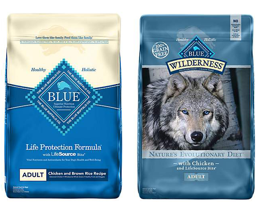 Blue Diamond Wilderness Cat Food