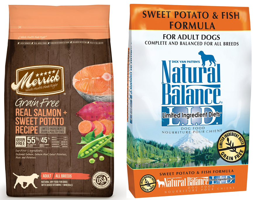 Review For Merrick Dog Food