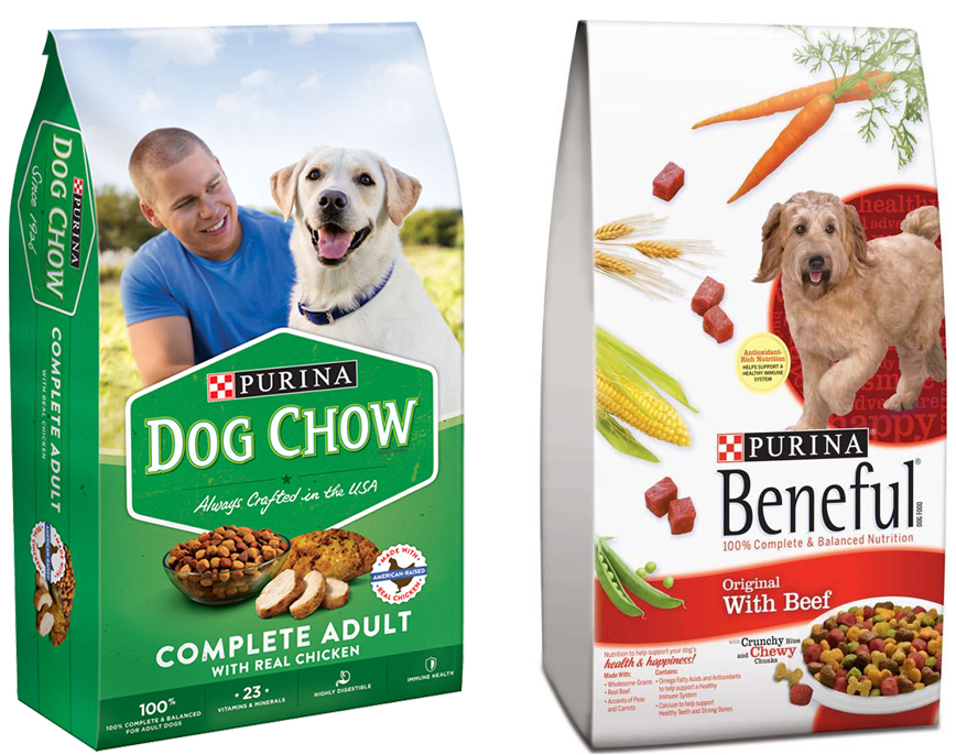 Is Puppy Chow High Energy Dog Food