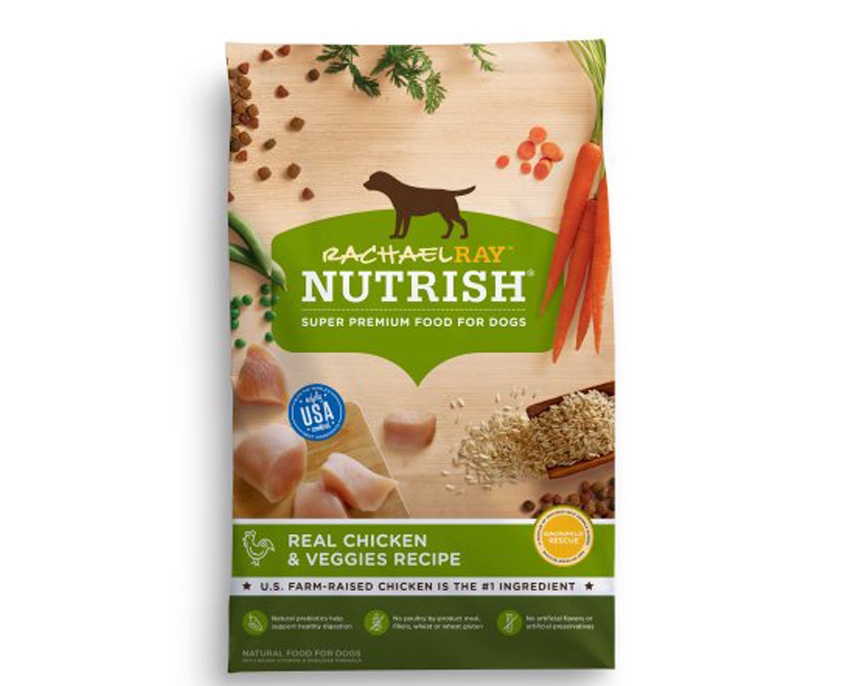 Nutrish Just  Dog Food Review