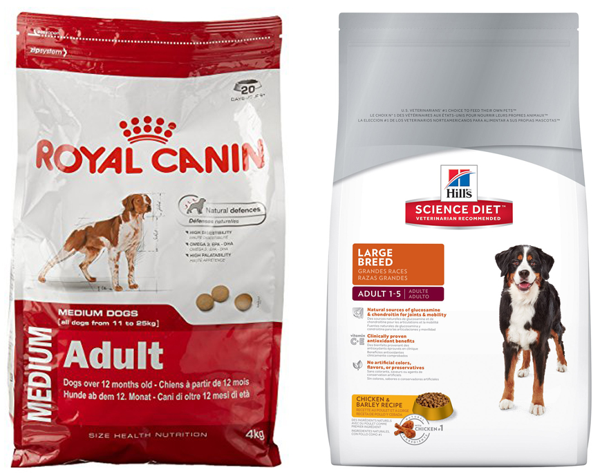 which is better royal canin or science diet