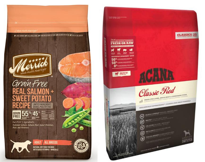 Merrick Vs Wellness Dog Food