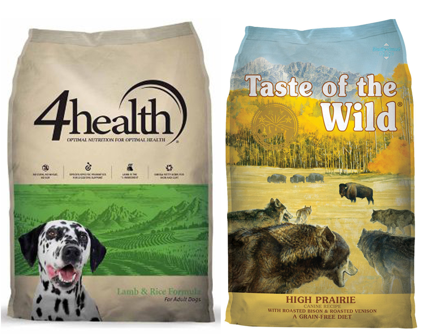 4health Dog Food Vs Taste Of The Wild Easyboxshot Com